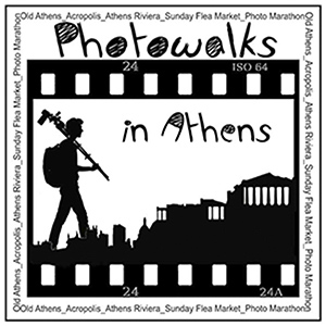 Photo Walks in Athens